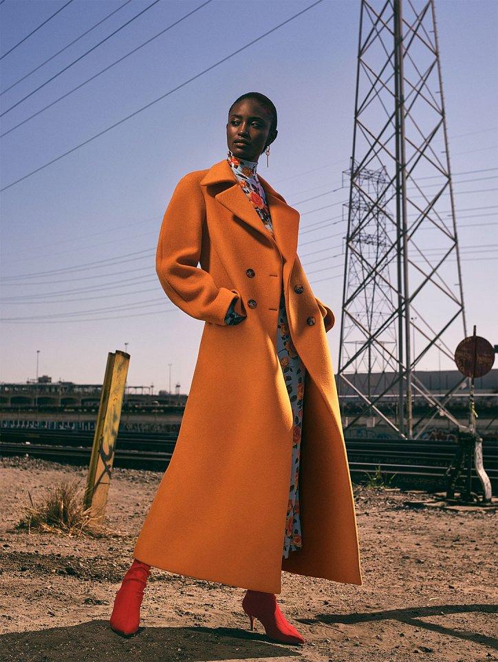 Готовимся к осени: лукбук Zara Pre-Fall 2017 фото №5