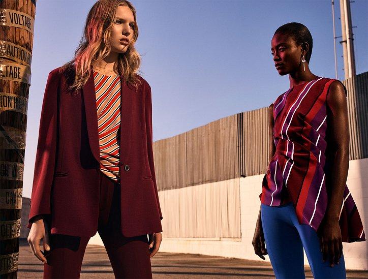 Готовимся к осени: лукбук Zara Pre-Fall 2017 фото №6