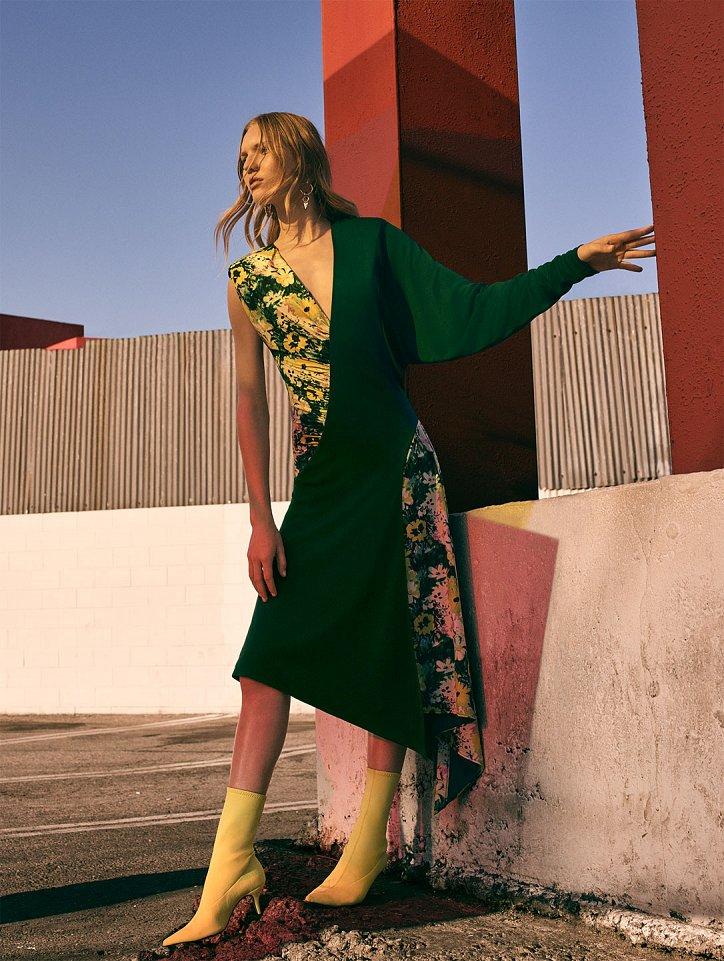 Готовимся к осени: лукбук Zara Pre-Fall 2017 фото №7
