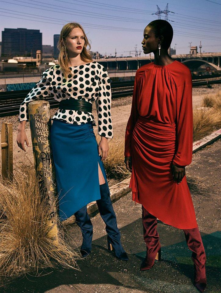 Готовимся к осени: лукбук Zara Pre-Fall 2017 фото №9