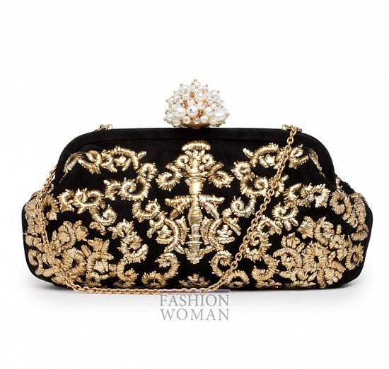вечерние аксессуары Dolce & Gabbana