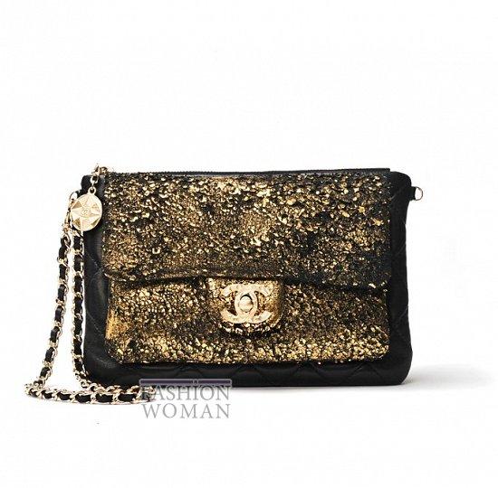 вечерняя сумочка Chanel