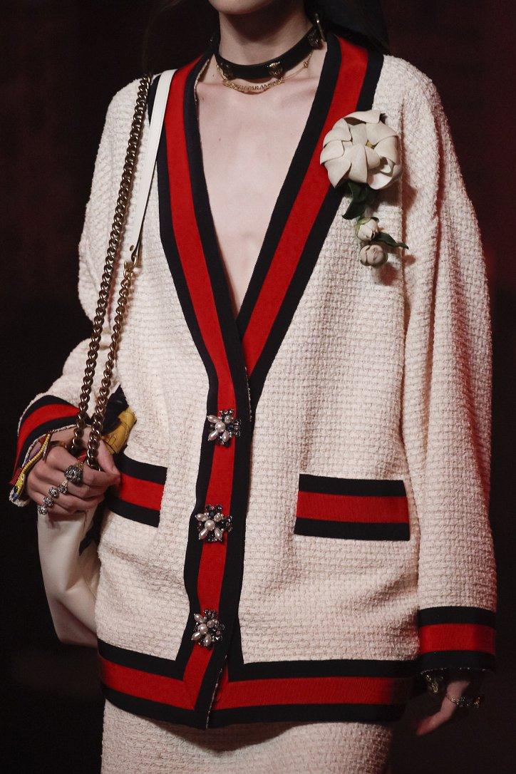 Gucci весна-лето 2017 фото №86