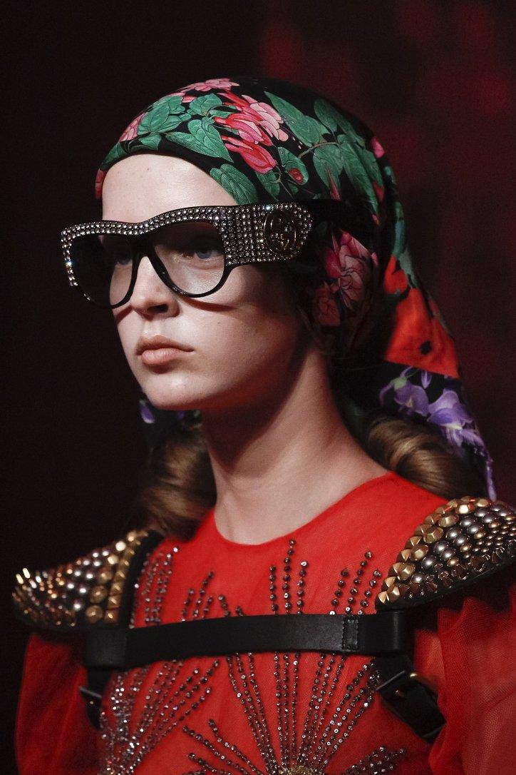 Gucci весна-лето 2017 фото №100