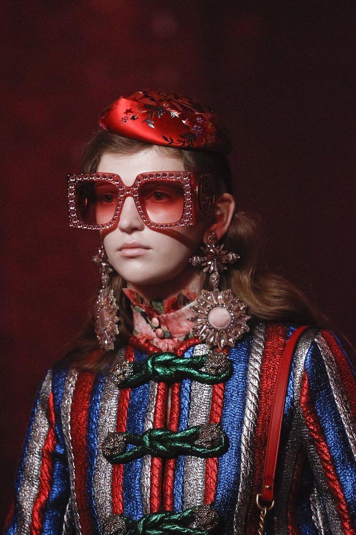 Gucci весна-лето 2017 фото №105