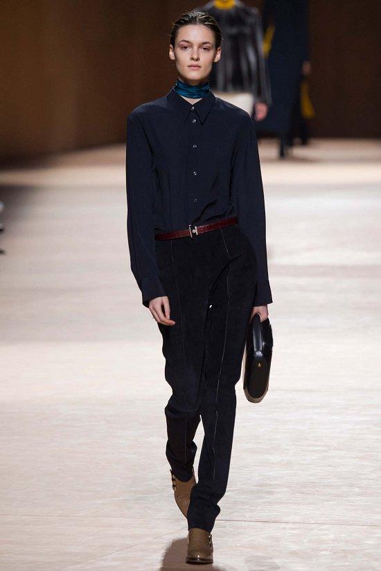 Hermès осень-зима 2015-2016 фото №20