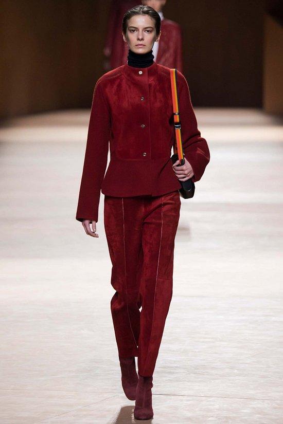 Hermès осень-зима 2015-2016 фото №27