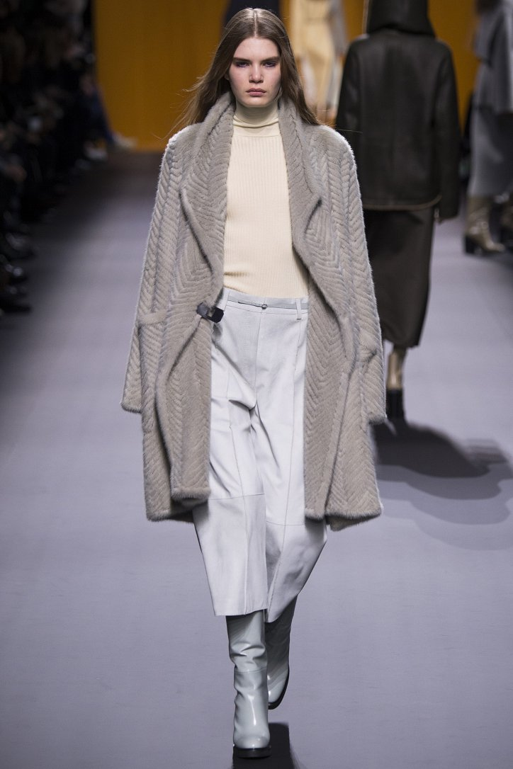 Hermès осень-зима 2016-2017 фото №12