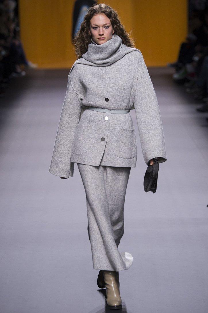 Hermès осень-зима 2016-2017 фото №15