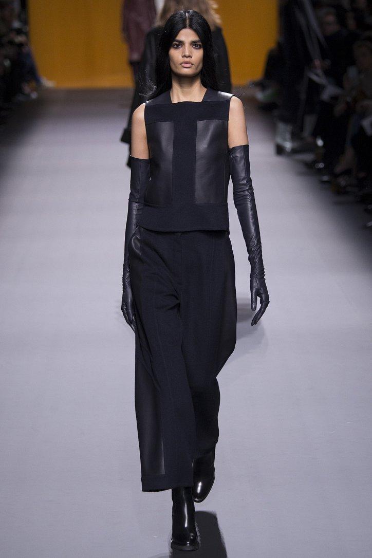 Hermès осень-зима 2016-2017 фото №21
