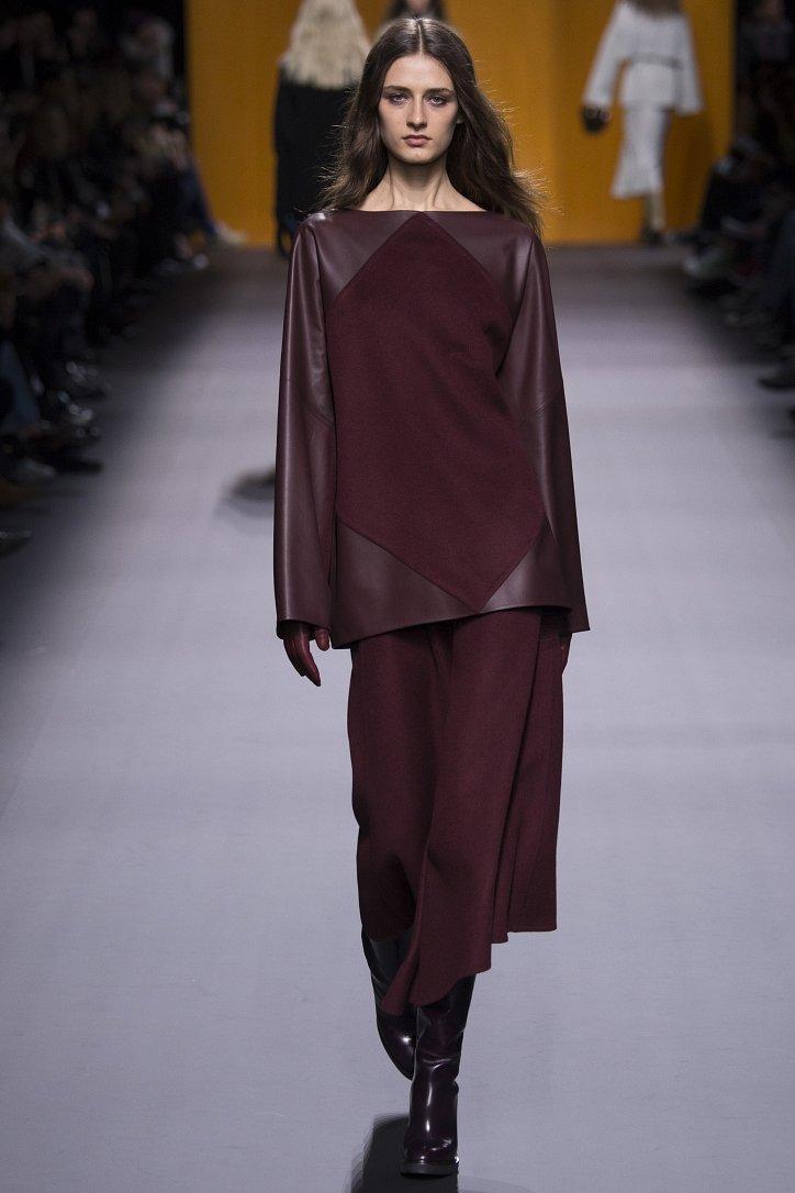 Hermès осень-зима 2016-2017 фото №23