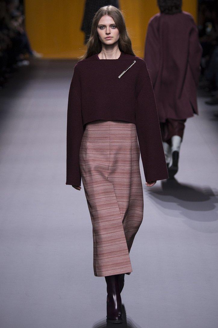 Hermès осень-зима 2016-2017 фото №28