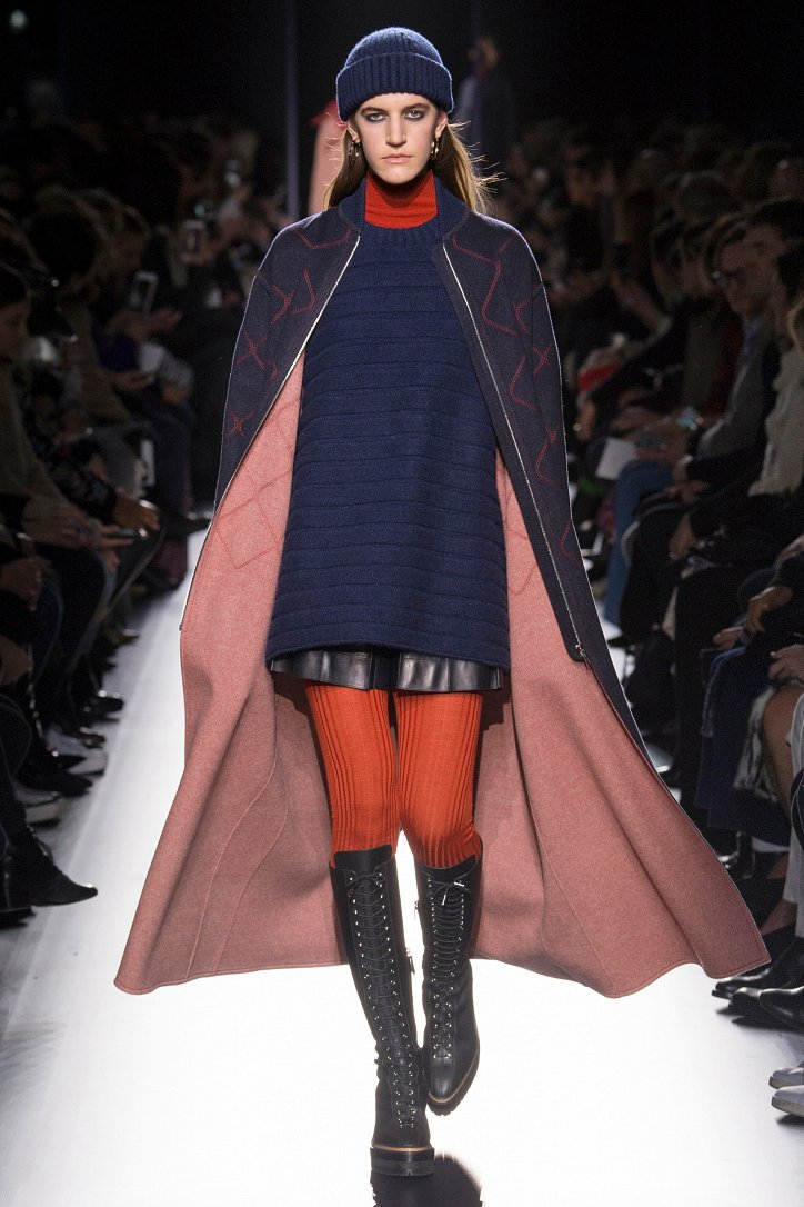 Коллекция Hermès сень-зима 2017-2018