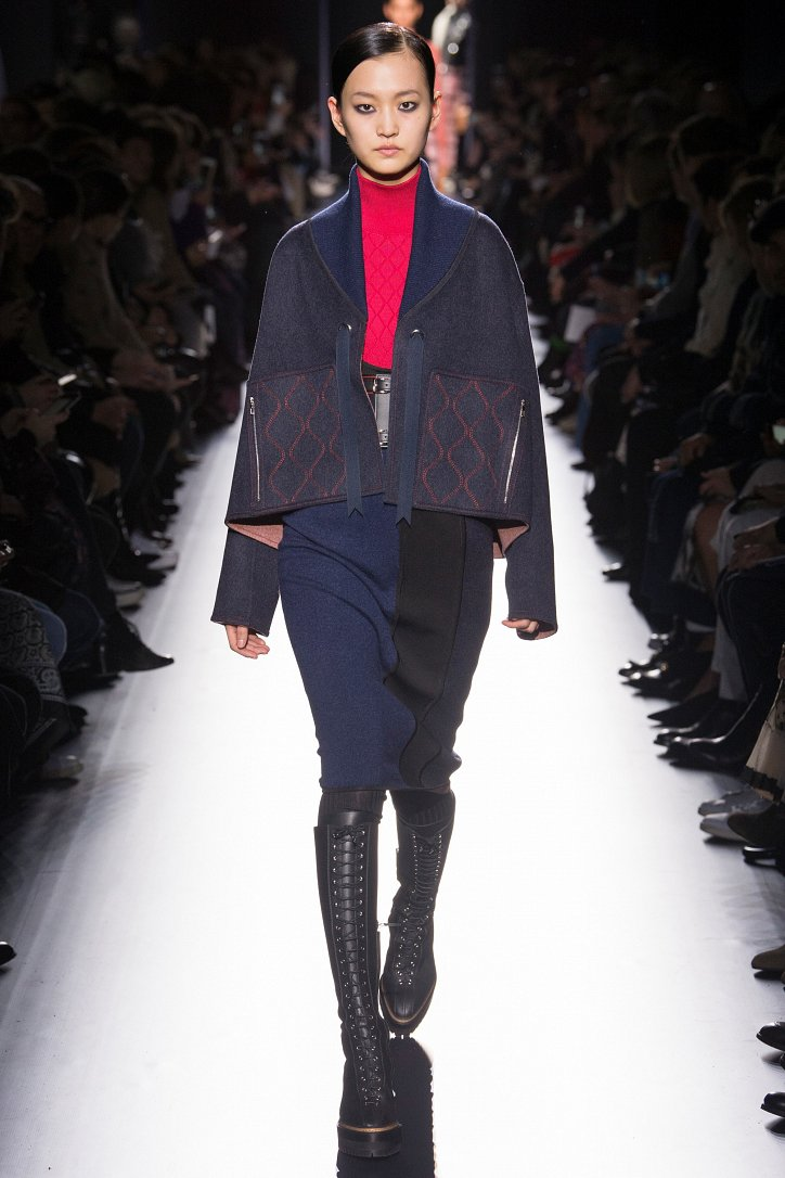 Hermès осень-зима 2017-2018 фото №3