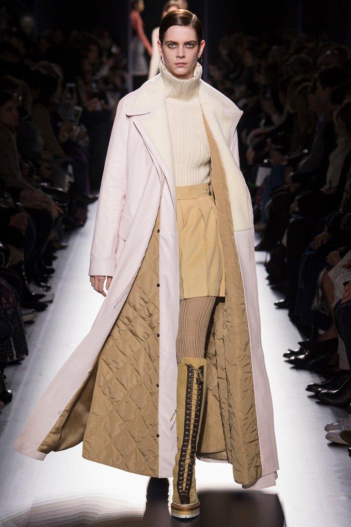 Hermès осень-зима 2017-2018 фото №7