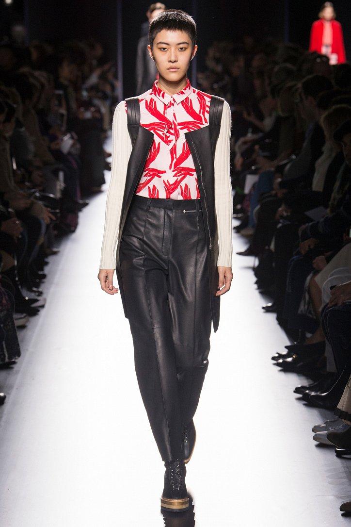 Hermès осень-зима 2017-2018 фото №9