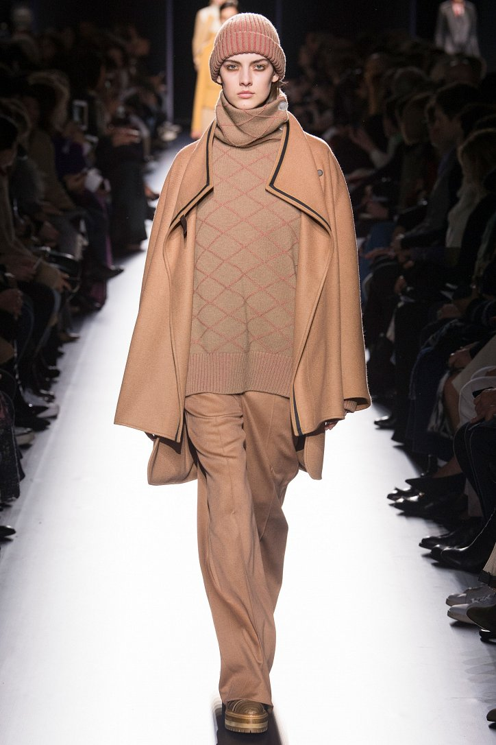 Hermès осень-зима 2017-2018 фото №13