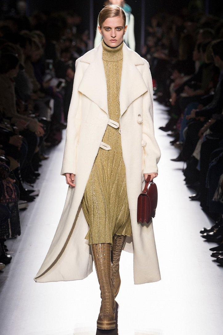 Hermès осень-зима 2017-2018 фото №26