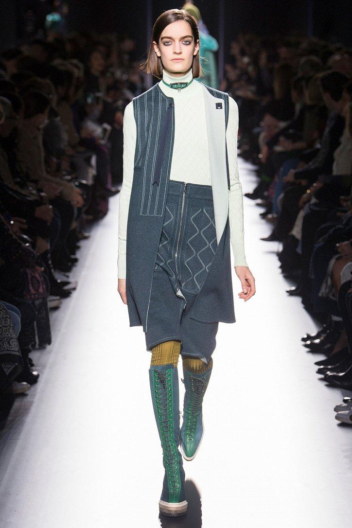 Hermès осень-зима 2017-2018 фото №27
