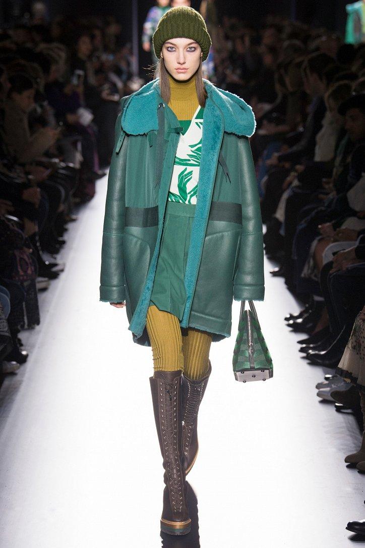 Hermès осень-зима 2017-2018 фото №28