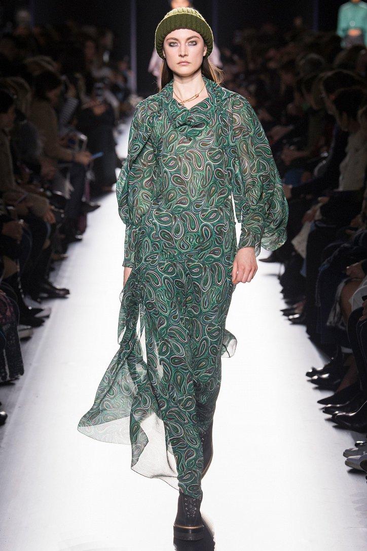 Hermès осень-зима 2017-2018 фото №36