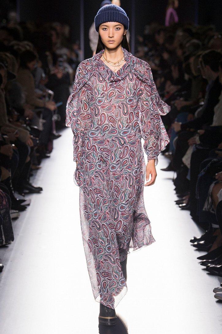 Hermès осень-зима 2017-2018 фото №37