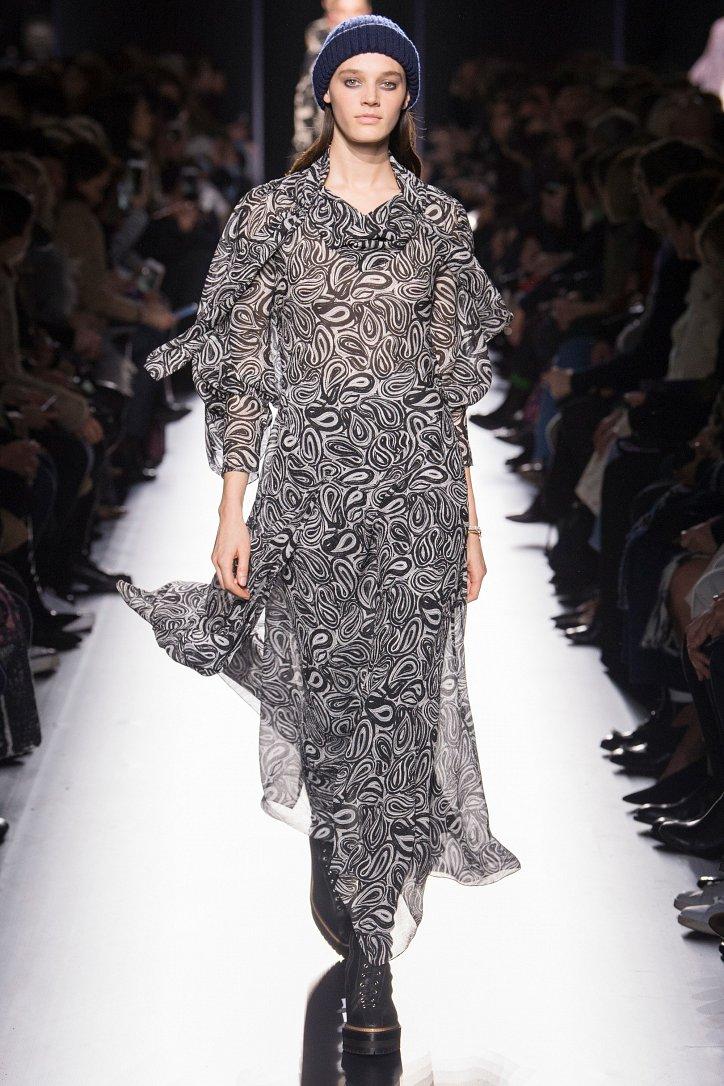 Hermès осень-зима 2017-2018 фото №38