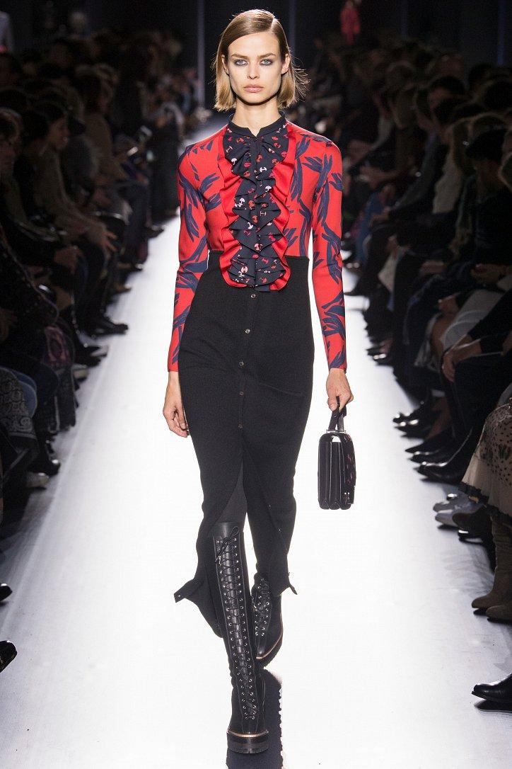 Hermès осень-зима 2017-2018 фото №45