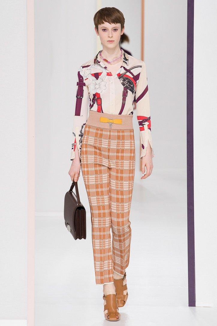 Hermès весна-лето 2018 фото №7