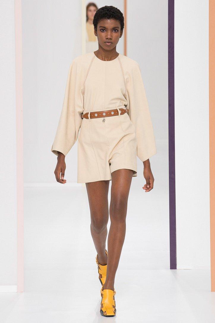 Hermès весна-лето 2018 фото №16