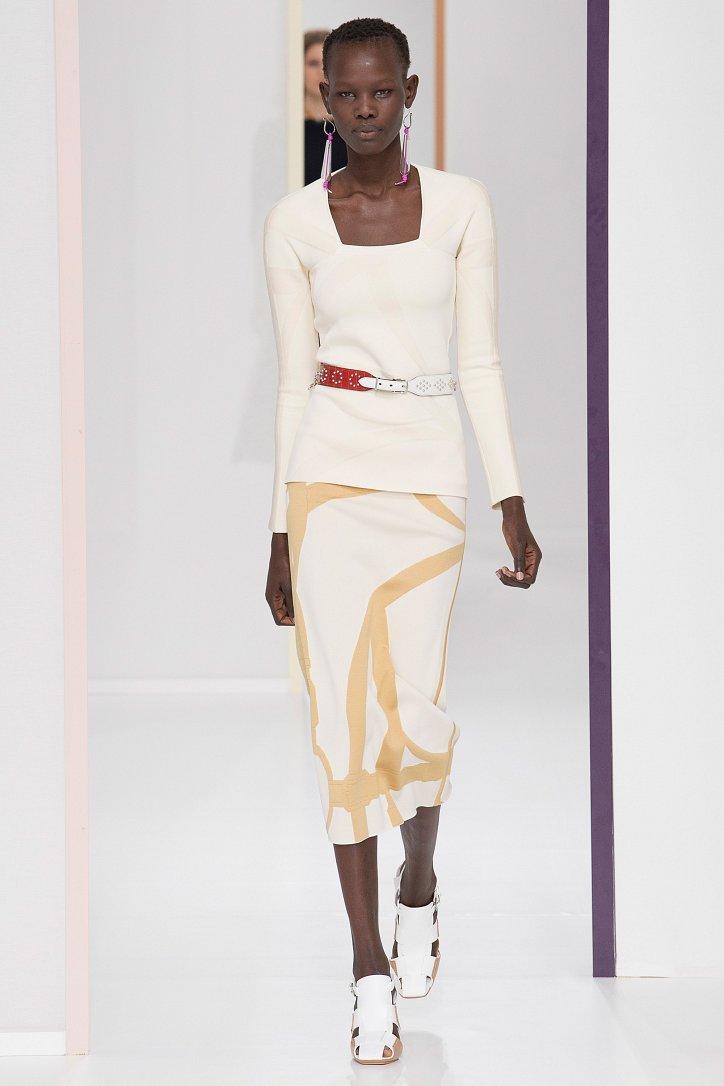 Hermès весна-лето 2018 фото №18