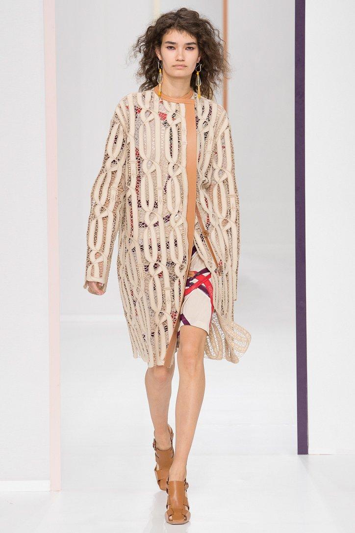 Hermès весна-лето 2018 фото №27