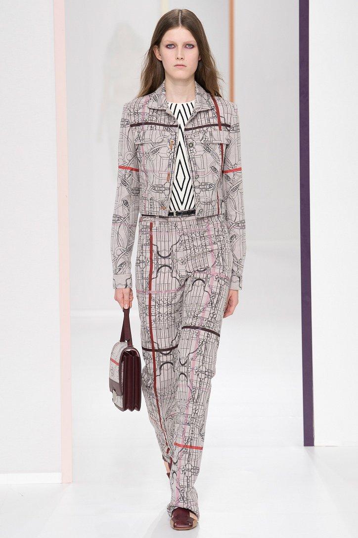Hermès весна-лето 2018 фото №40