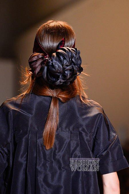 Хвост - модный тренд сезона фото №13