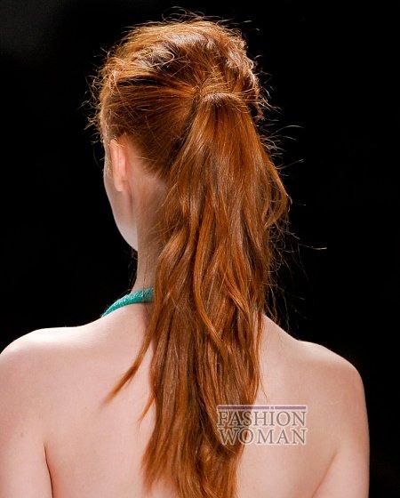 Хвост - модный тренд сезона фото №7
