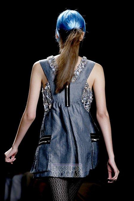 Хвост - модный тренд сезона фото №10