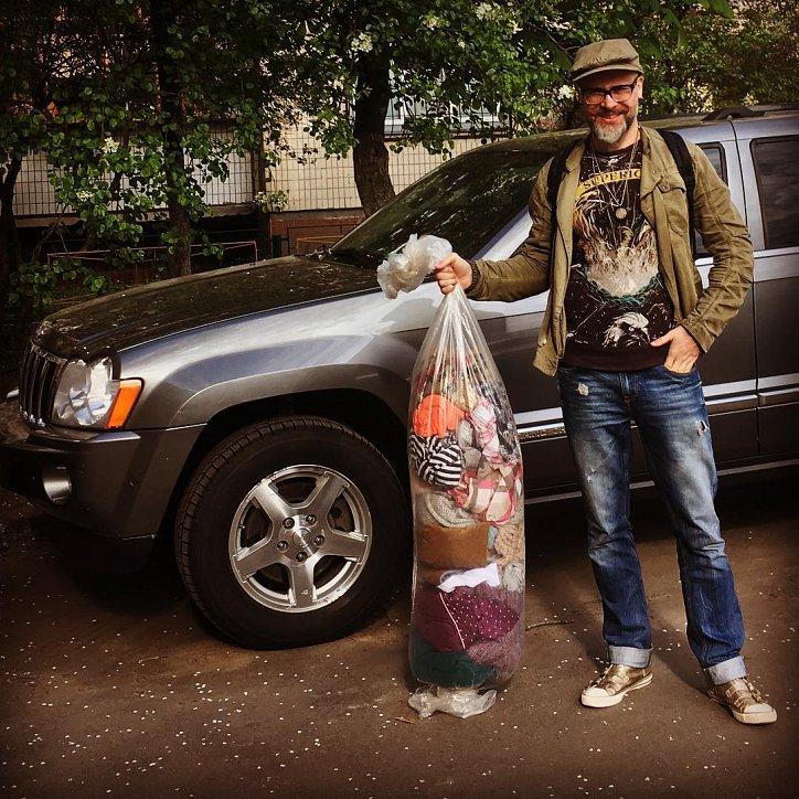Интервью: топ-стилист и профессиональный шоппер Рост Дикой фото №7