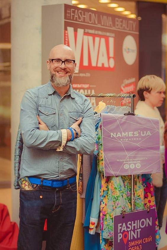 Интервью: топ-стилист и профессиональный шоппер Рост Дикой фото №8
