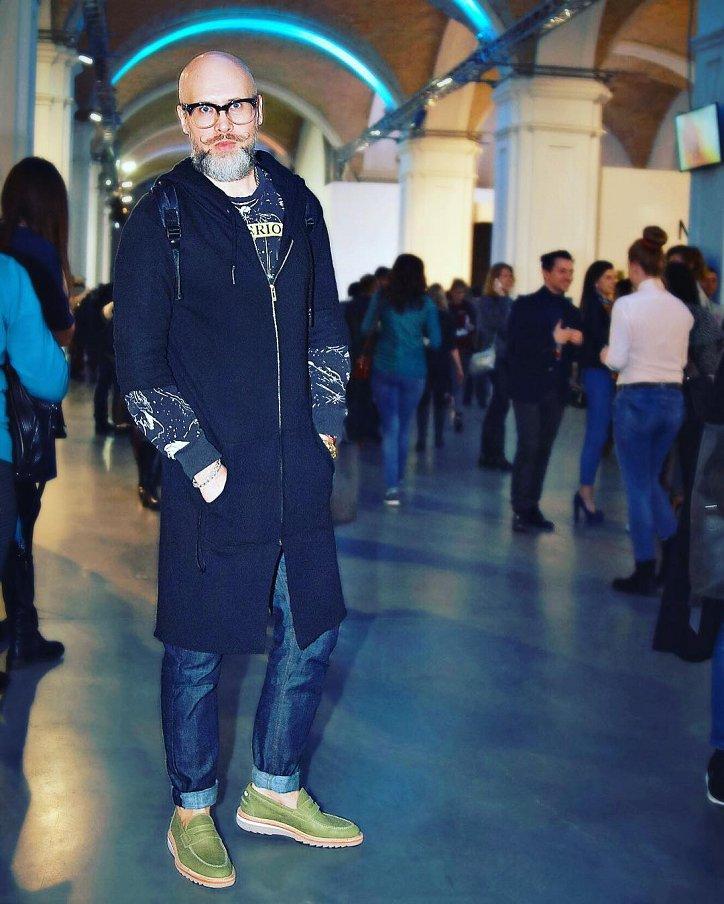 Интервью: топ-стилист и профессиональный шоппер Рост Дикой фото №5