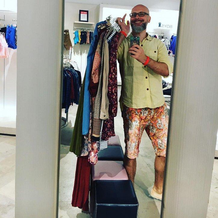 Интервью: топ-стилист и профессиональный шоппер Рост Дикой фото №6