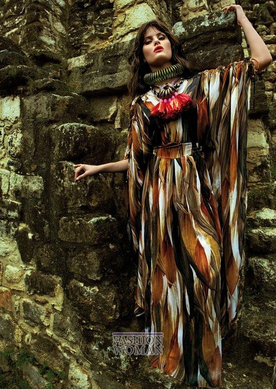 Изабели Фонтана в рекламе купальников Morena Rosa фото №9