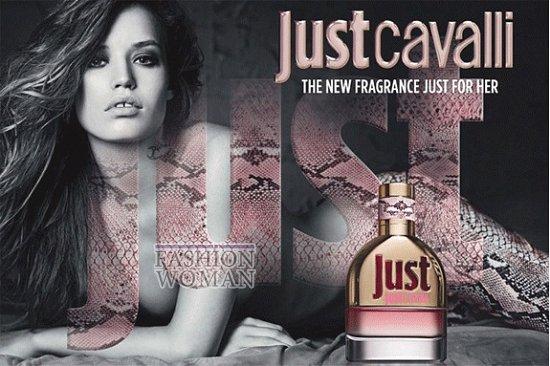 Just Cavalli - новый аромат от Roberto Cavalli фото №1