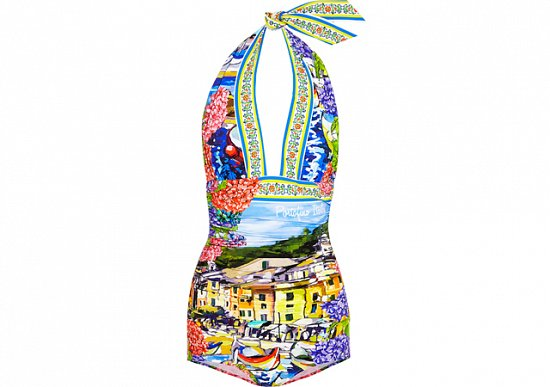купальники Dolce & Gabbana