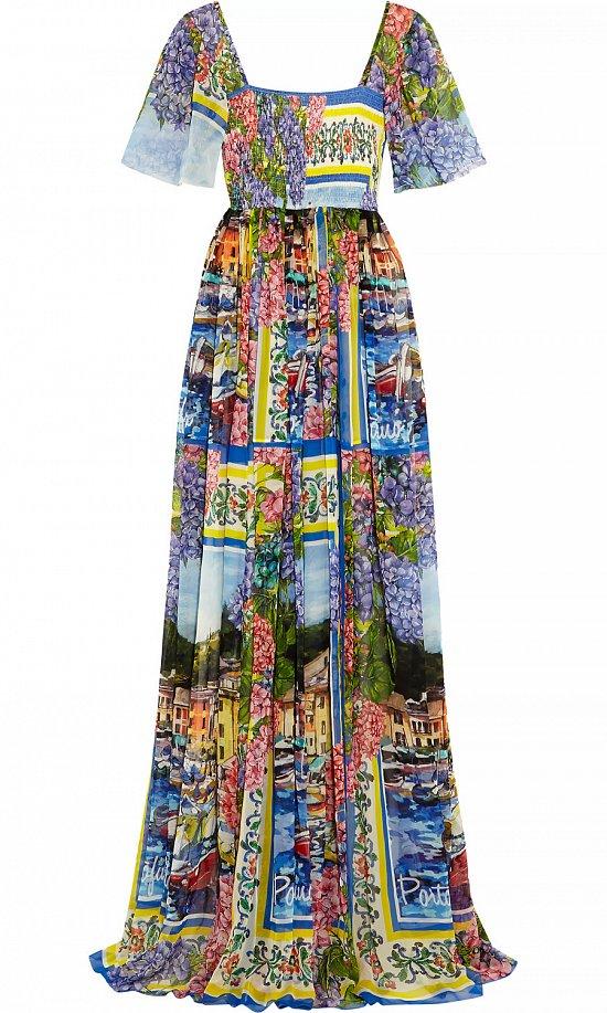 Капсульная коллекция Dolce & Gabbana для Net-a-porter