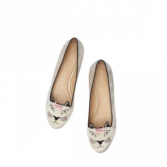 Капсульная коллекция обуви Kitty & Co от Charlotte Olympia
