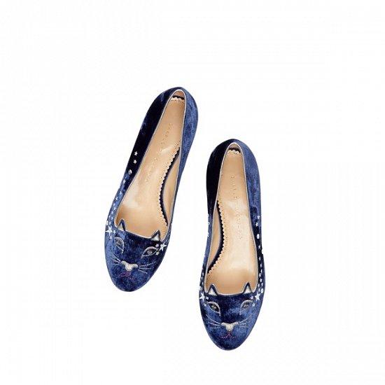 Капсульная коллекция обуви Kitty  фото №4