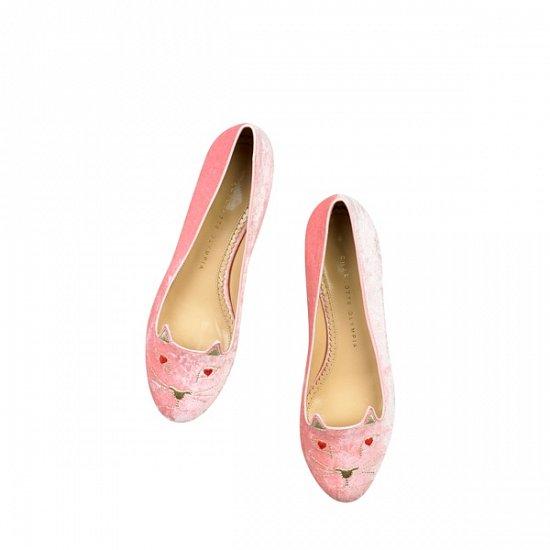 Капсульная коллекция обуви Kitty  фото №5