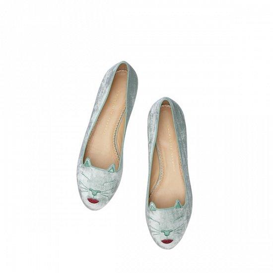 Капсульная коллекция обуви Kitty  фото №6