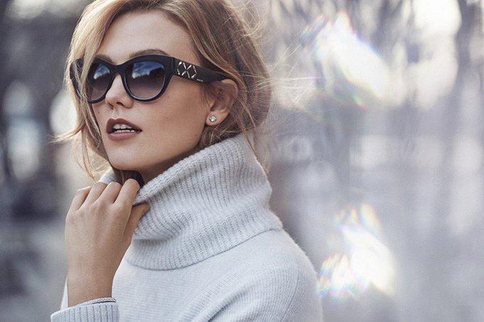 Карли Клосс в рекламе Swarovski осень-зима 2016-2017 фото №4