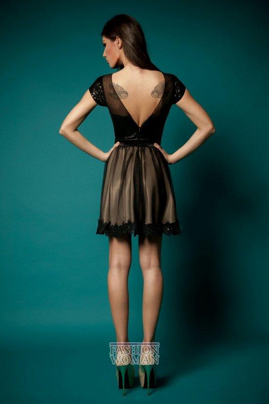 Коктейльные платья 2013 от Cristallini фото №2